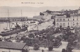 AJACCIO - Les Quais - Ajaccio