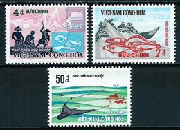 Vietnam Del Sur Nº 413/15 Nuevo - Vietnam