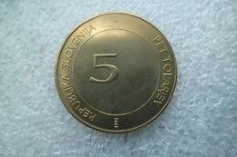 Slovenia 5 Tolarjev 1995 FAO UNC - Slovenia