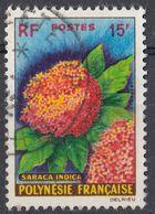 POLYNESIE Française - 1962 - Yvert 15 Usato. - Polinesia Francese