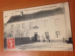 GRAND RIEU-  Maison Frontiére - Madame BRUNO  Négociante - Autres Communes