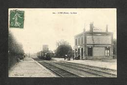 27 - LYRE - La Gare - 1908 - Francia