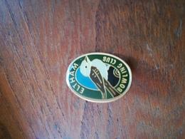 NO PIN'S BROCHE  ELTHAM. BOWLING CLUB Oiseau /p60 - Badges