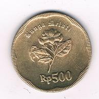 500 RUPIAH 1992 INDONESIE /5076/ - Indonésie