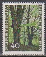Lichtenstein 1980 MiNr. 757 O Gest. Der Wald In Den Jahreszeiten ( 2712 ) Günstige Versandkosten - Liechtenstein