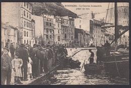 CPA 20 ( 2A ) BONIFACIO, Le Courrier Automobile Prend Un Bain. - Francia