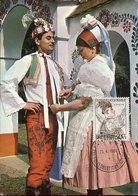 45907 Czechoslovakia, Maximum 1966, Costume, Trachten, 75h  Kroje Z Podluzi - Tschechoslowakei/CSSR