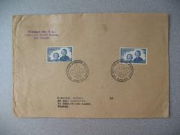 Nouvelle-Zélande National Jamborée Kalapoi 1969  Lettre pour La France - New Zealand Cover Timbre Santé-  Stamp Health - Nouvelle-Zélande