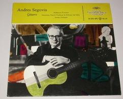 Andres Segovia 45t Madronos(3054 EPL Germany) EX NM - Klassik