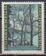 Lichtenstein 1980 MiNr. 760 O Gest. Der Wald In Den Jahreszeiten ( 2708 ) Günstige Versandkosten - Liechtenstein