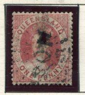 13549 QUEENSLAND Collection Vendue Par Page N° 7a °  1861   B - Timbres
