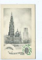 Antwerpen Anvers Kredietbank 1947 - Antwerpen