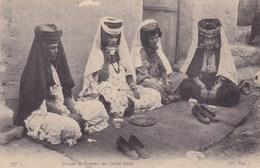 Algérie - Groupe De Femmes Des Ouled-Naïls - Women