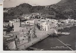 Messina Isole Eolie Lipari Via Tenente Mariano Amendola - Messina