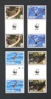 Tonga - Niuafo' Ou 2016; WWF Animals & Fauna; Tropical Birds; MNH, Neuf**, Postfrisch; - Tonga (1970-...)