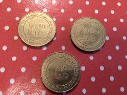 Lot De  3 Pièces Voir Le Scan - Monnaies & Billets