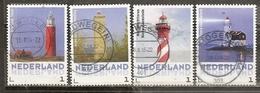 Pays-Bas Netherlands 201- Phares Lighthouses Obl BARGAIN - Periode 2013-... (Willem-Alexander)