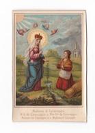 Madonna Di Caravaggio, Notre-Dame, Nuestra Senora - Devotion Images