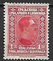 YOUGOSLAVIE   -    1926.   Y&T N° 172 Oblitéré. - Oblitérés