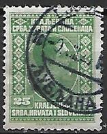 YOUGOSLAVIE   -    1926.   Y&T N° 170 Oblitéré. - Oblitérés
