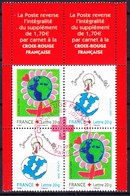 FRANCE 2006 YT N° P3991 Obl. X 2 + Vignettes - France
