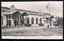 ST PETERSBURG, 1905 - 1917, Warsaw Railway Station, La Gare De Varsovie - Russie