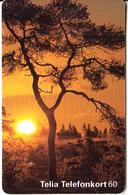 SWEDEN(chip) - Landscape, 08/96, Used - Landscapes
