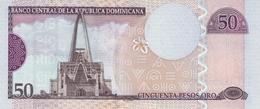 DOMINICAN REPUBLIC P. 170c 50 P 2004 UNC - Dominicana