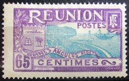 REUNION                 N° 112                  NEUF* - Réunion (1852-1975)