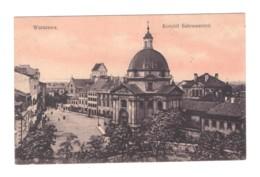 02597 Warszawa Kosciol Sakramentek - Polonia