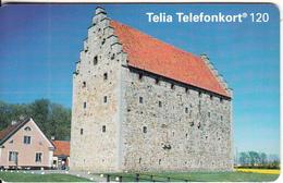 SWEDEN(chip) - Medieval Castle, CN : C46145519, 05/94, Used - Sweden
