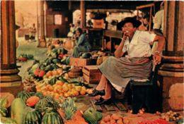 CPM Marie Galante- Legumes Et Fruits Tropicaux GUADELOUPE (839785) - Guadeloupe