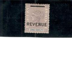 SIERRE LEONE 1883-95: B&H 6 Mlh* - Sierra Leone (...-1960)
