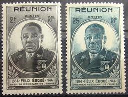 REUNION                 N° 260/261                  NEUF** - Réunion (1852-1975)