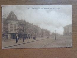 Charleroi, Place Du Manège --> Beschreven 1922 - Charleroi