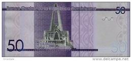 DOMINICAN REPUBLIC P. 189a 50 P 2014 UNC - Dominicana