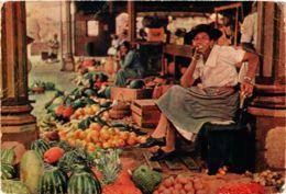 CPM Marie Galante- Legumes Et Fruits Tropicaux GUADELOUPE (839839) - Guadeloupe