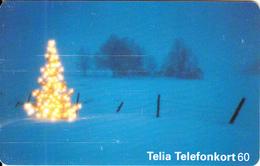 SWEDEN - Christmas, 11/96, Used - Christmas