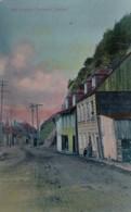 Quebec Canada, Old French Cottages, C1900s/10s Vintage Postcard - Quebec