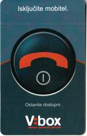 BOSNIA(chip) - V:box(50 Units), Used - Bosnië
