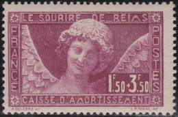 France  .   Yvert    .    256   (2 Scans)      .     *      .   Neuf Avec Charniere     .   /   .   Mint-hinged - Francia