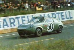 24 Heures Du Mans 1967  -  Mini Marcos GT 1300  -  Pilots: Chris Lawrence/Jem Marsh  -  CPM - Le Mans