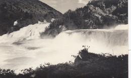 Postcard Croatia Slapovi Krke My Ref  B13411 [ B ] - Croatia