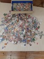 Vrac Stamps Over 2000 - Lots & Kiloware (mixtures) - Min. 1000 Stamps