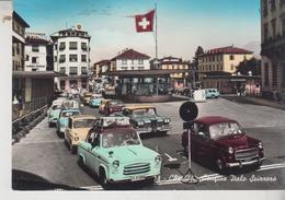 Chiasso Canton Ticino Confine Italo Svizzero Auto Autos Car Voitures - TI Tessin