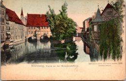Germany Nuernberg Partie An Der Museumsbruecke - Nuernberg