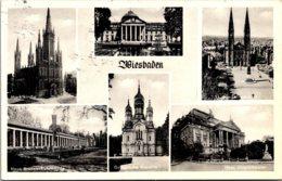 Germany Wiesbaden Multi View 1958