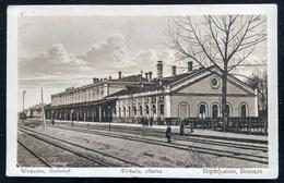 VIRBALIS (Wirballen), 1923, Railway Station - Russia