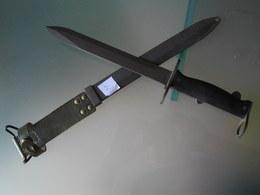 Baionnette Dague Militaire MAS - Armes Blanches