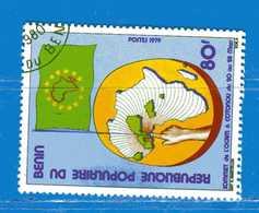 (Us3) ) BENIN ° 1979 - SOMMET De L'O.C.A.M. à COTONOU . - Yvert. 440. Oblitéré - Benin – Dahomey (1960-...)